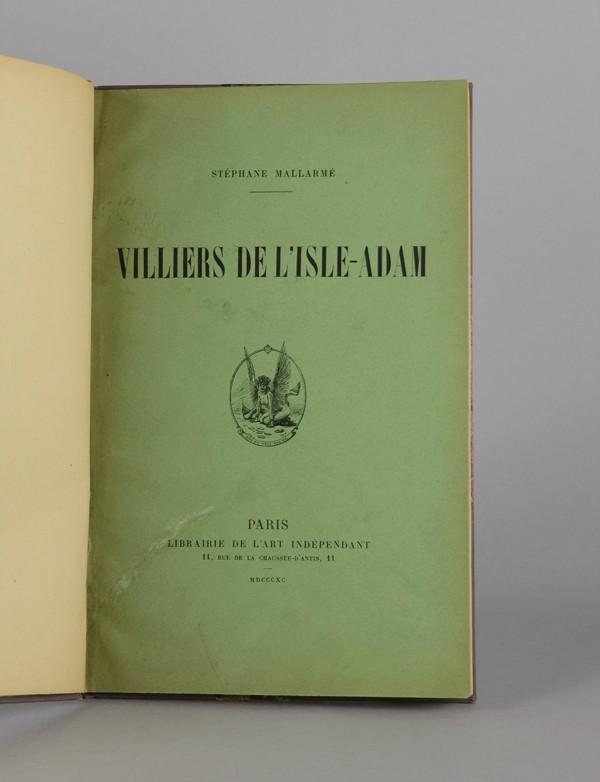 MALLARMÉ (Stéphane)