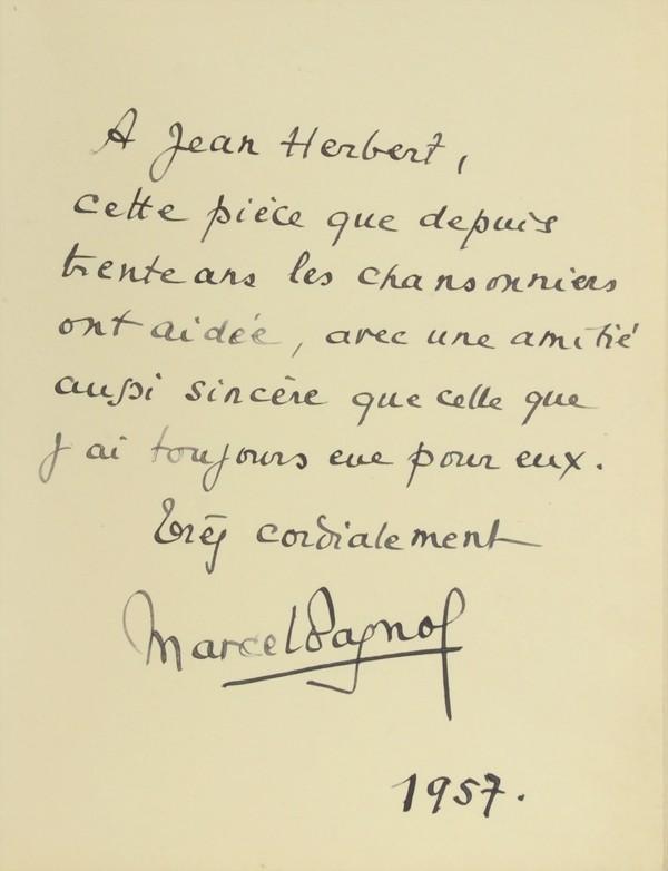 PAGNOL (Marcel)