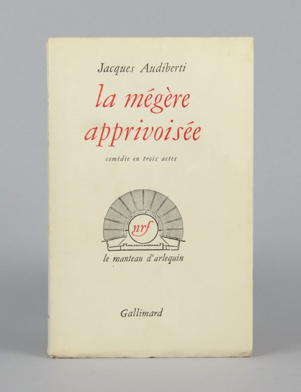 AUDIBERTI (Jacques)