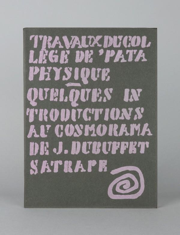 DUBUFFET (Jean)