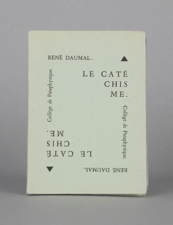 DAUMAL (René)
