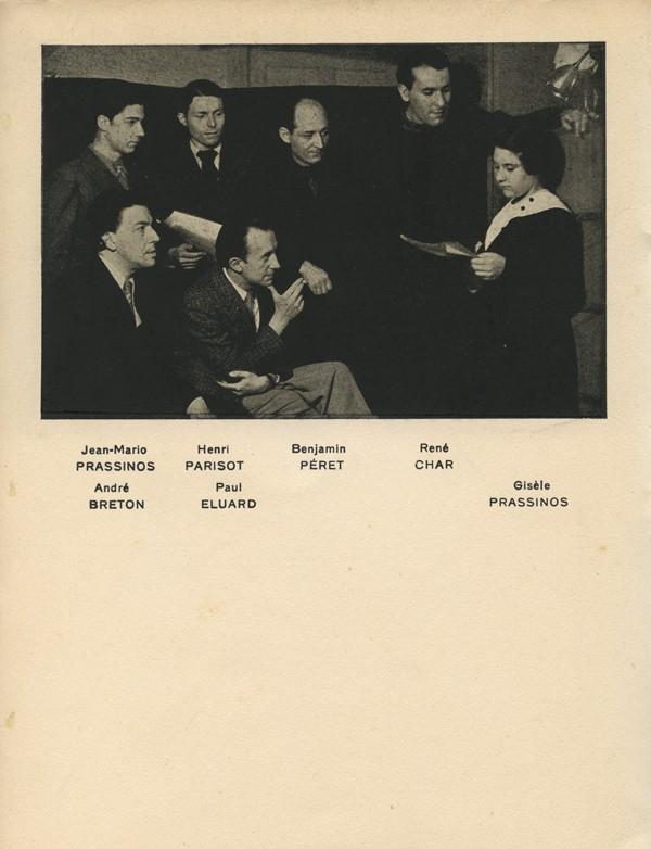PRASSINOS (Gisèle)