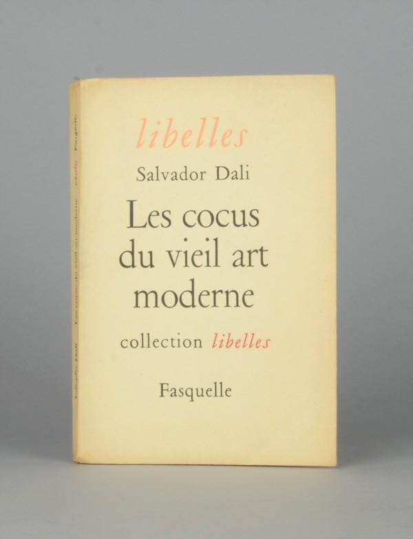 DALI (Salvador) Les Cocus du vieil art moderne