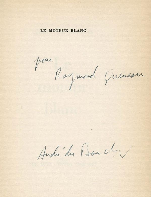 BOUCHET (André, du)