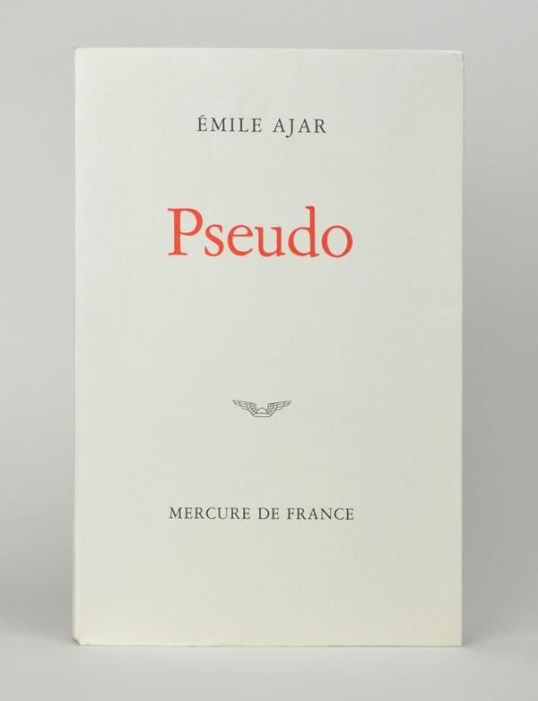 [GARY (Romain)] AJAR (Émile)
