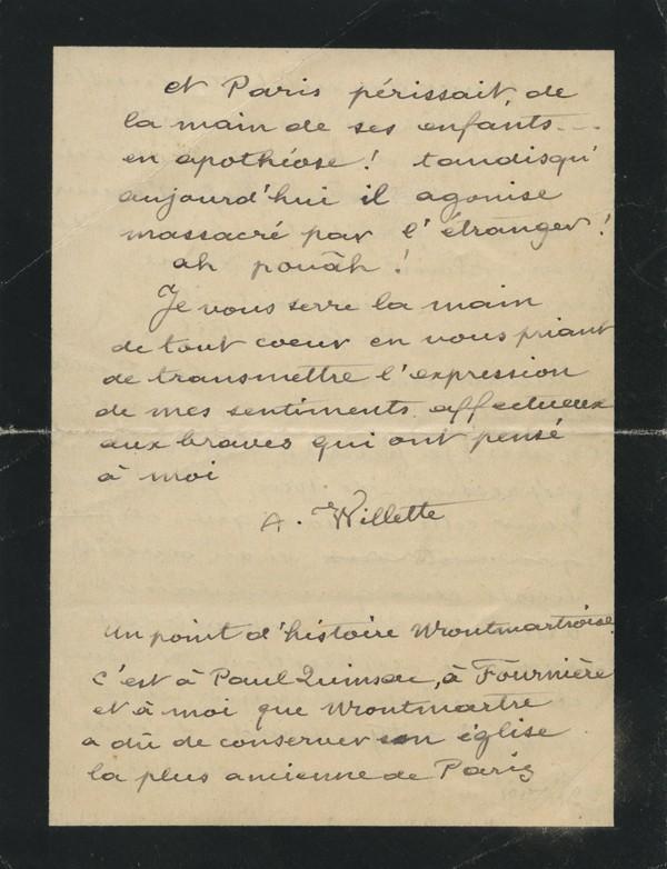 WILLETTE (Adolphe Léon)