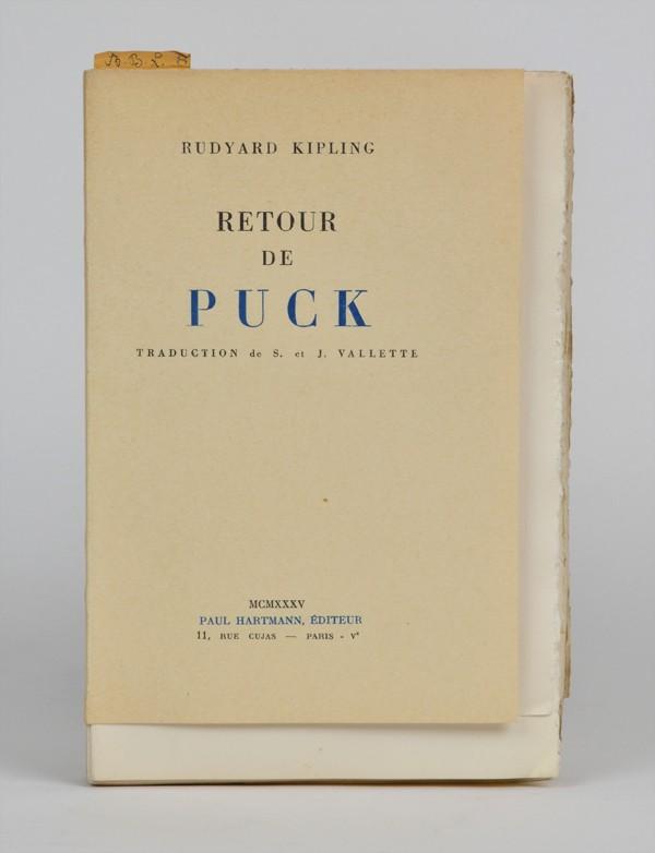 KIPLING (Rudyard)