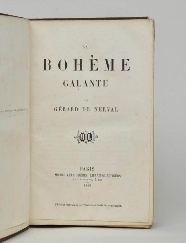 NERVAL (Gérard, de)